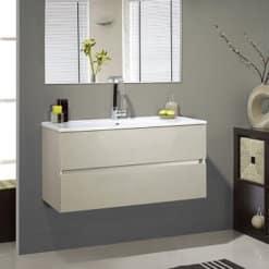 ארון אמבטיה תלוי דואט 120