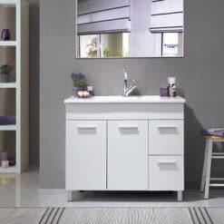 ארון אמבטיה עומק צר 39 ס
