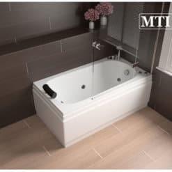 אמבטיה אקרילית MTI-113 רוחב 70 ואורך 130