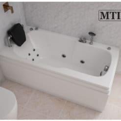 אמבטיה אקרילית MTI-81 ברוחב 70 ואורך 140