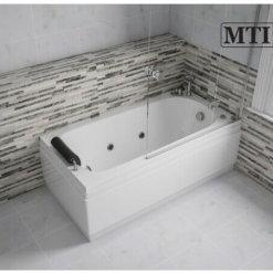 MTI-114 אמבטיה אקרילית מלבנית 70 אורך 140