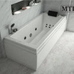 MTI-61 אמבטיה אקרילית מלבנית 70 אורך 160
