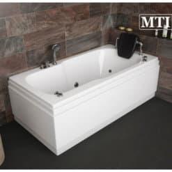 MTI-82 אמבטיה אקרילית מלבנית