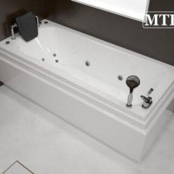 MTI-92 אמבטיה אקרילית מלבנית