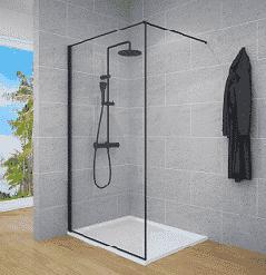 מקלחונים ואמבטיון פרזול שחור